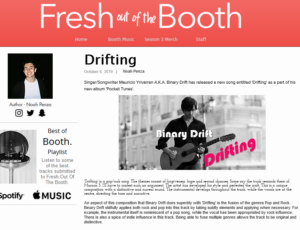 Drifting – Review